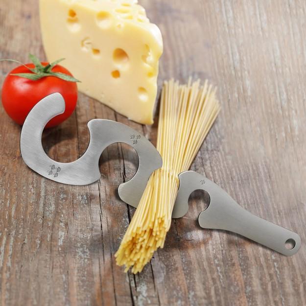 gadżety kuchenne - miarka do makaronu