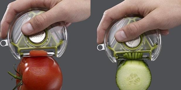 gadżety kuchenne - obieraczka