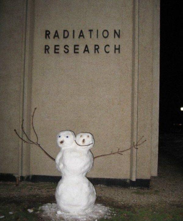 12 śmiesznych sposobów na wykorzystanie śniegu. Ich twórcy byli bardzo kreatywni