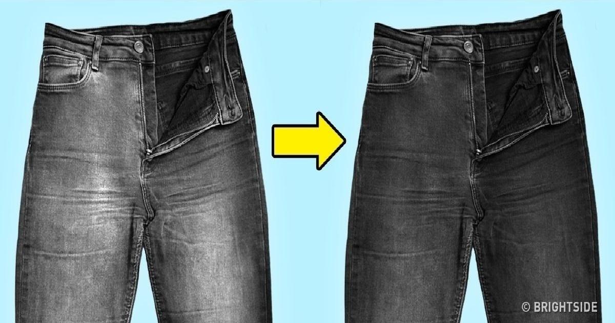 12 sprytnych trików, które sprawią, że stare ubrania będą wyglądały jak nowe!