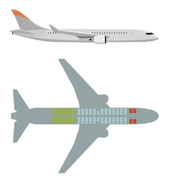Wybierając określone miejsca w środkach transportu, możesz czuć się znacznie bezpieczniej