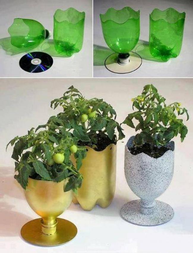 15 genialnych sposobów na ponowne użycie plastikowych butelek. Powstają z nich piękne rzeczy!