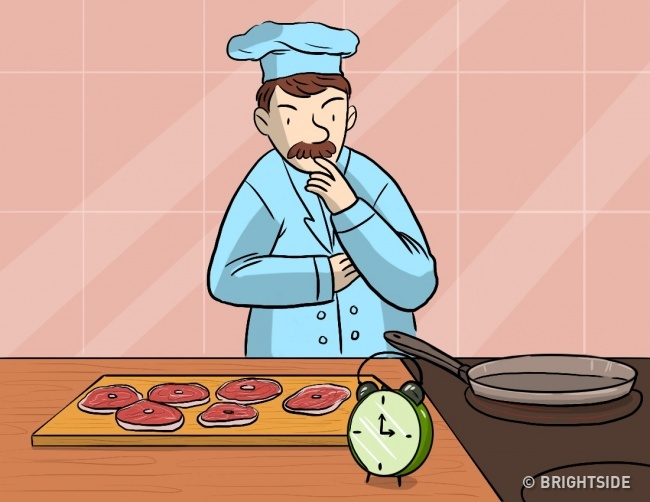 Wyzwanie dla szefa kuchni