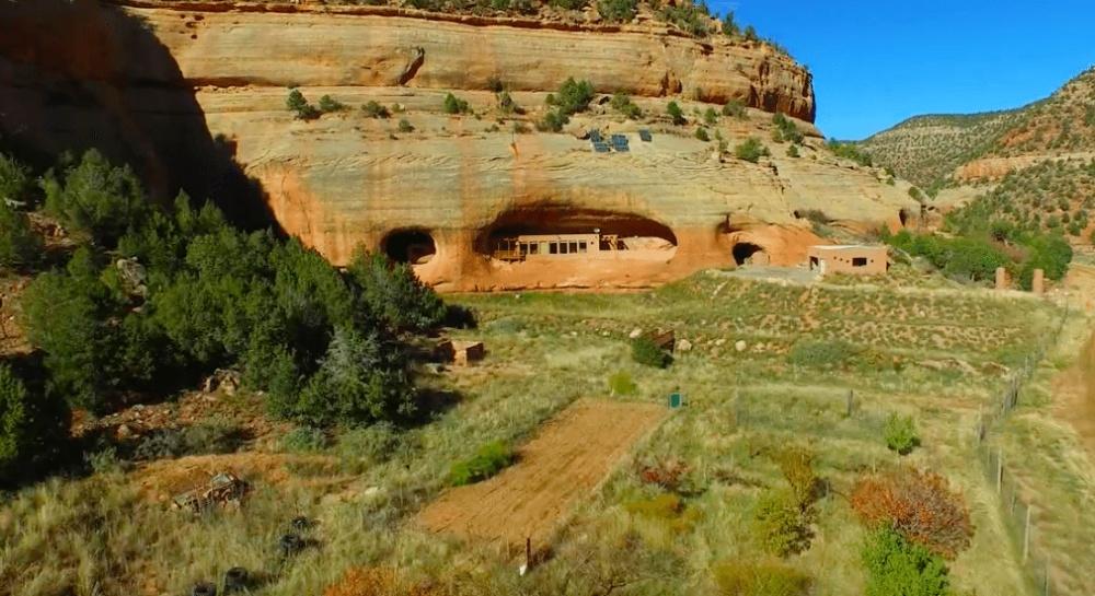 #3 Ukryty dom w Utah, USA