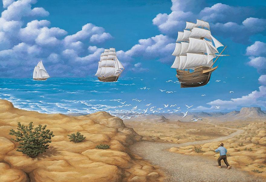 25 magicznych ilustracji, które każdy z nas powinien zobaczyć choć raz w życiu