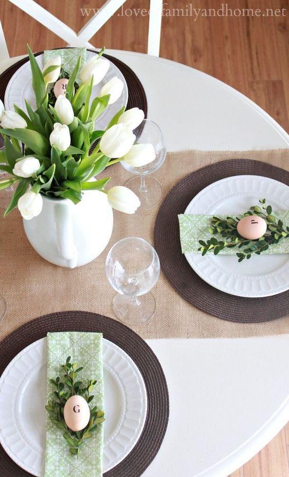 14 wiosennych inspiracji na wielkanocny stół. Twoi goście będą nimi zachwyceni
