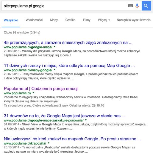 wyszukiwanie w google 3