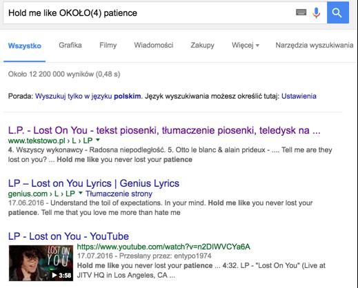 wyszukiwanie w google 5