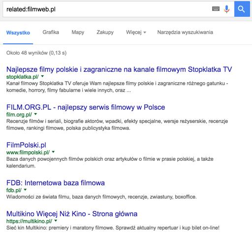 wyszukiwanie w google 8