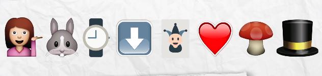 17 tytułów bajek przedstawionych za pomocą emoji. Potrafisz rozpoznać je wszystkie?