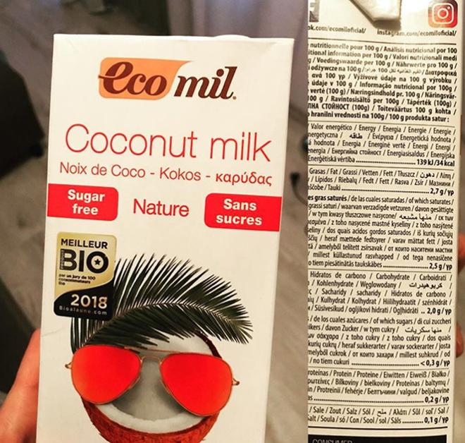 chwyty marketingowe - mleko