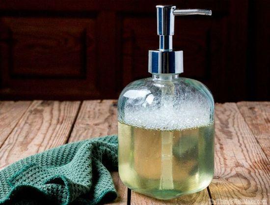 kostka mydła 3 - mydło w płynie