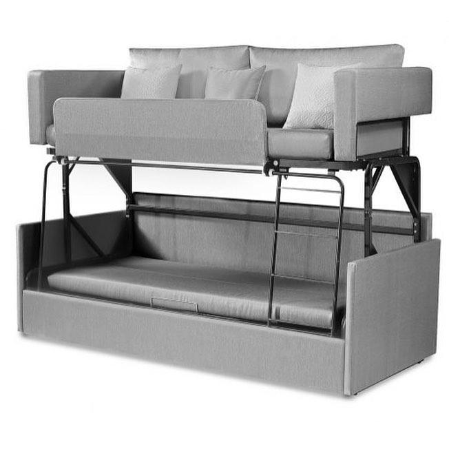Piętrowa sofa