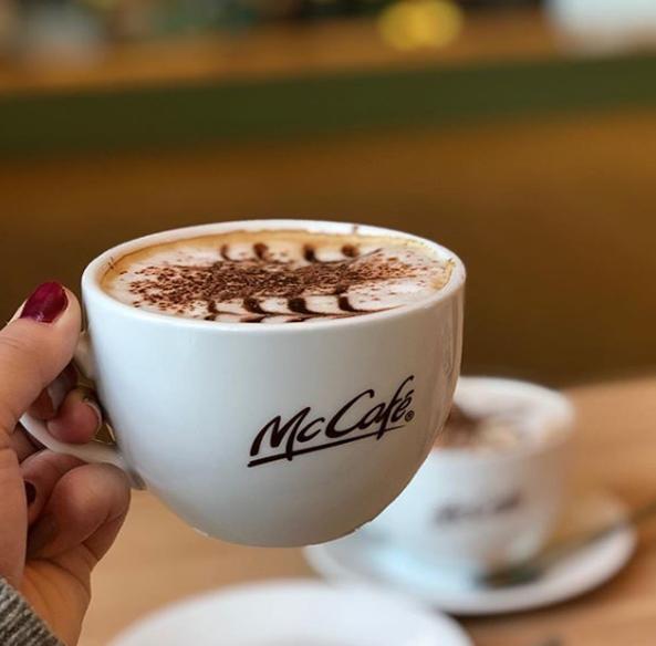 McCafe kawa