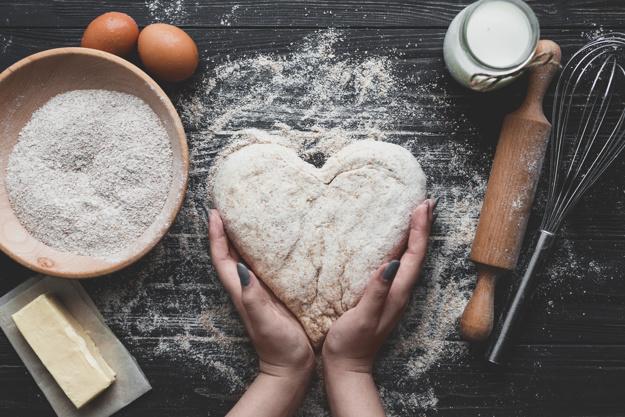 pieczenie ciast - składniki