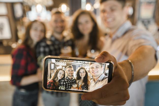 Robienie selfie - zasady