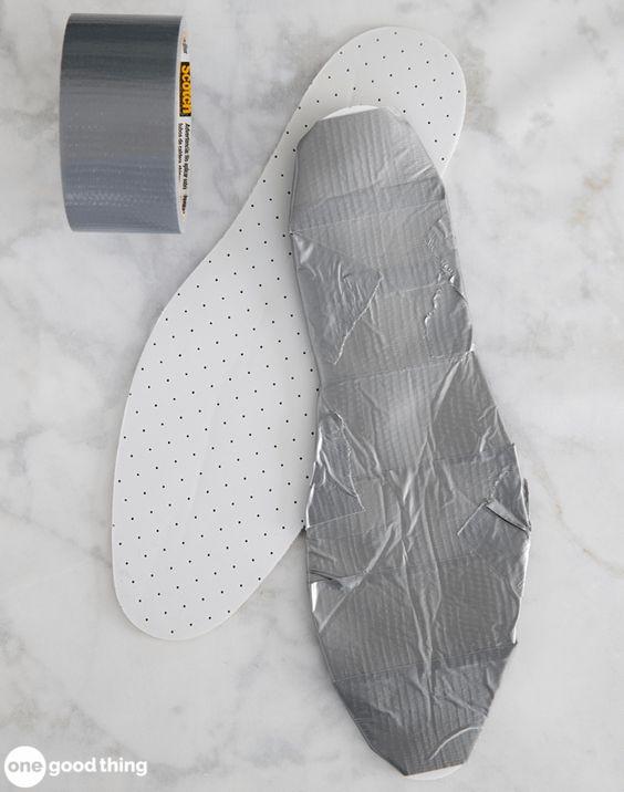 taśma klejąca - do butów