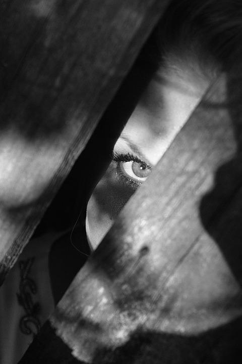 Zachowanie - ukrywanie swoim emocji