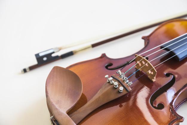 Czyszczenie skrzypiec boraksem