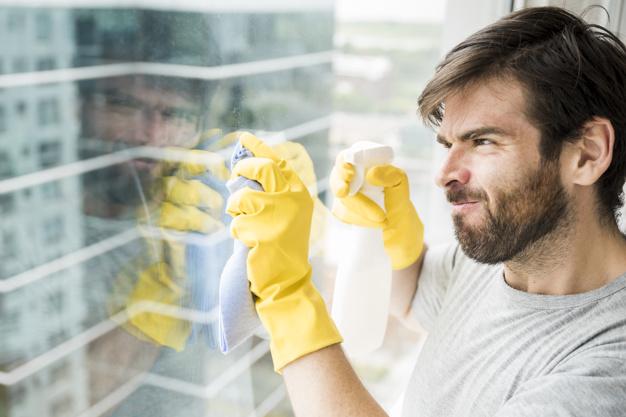 Zastosowanie boraksu do mycia szyb