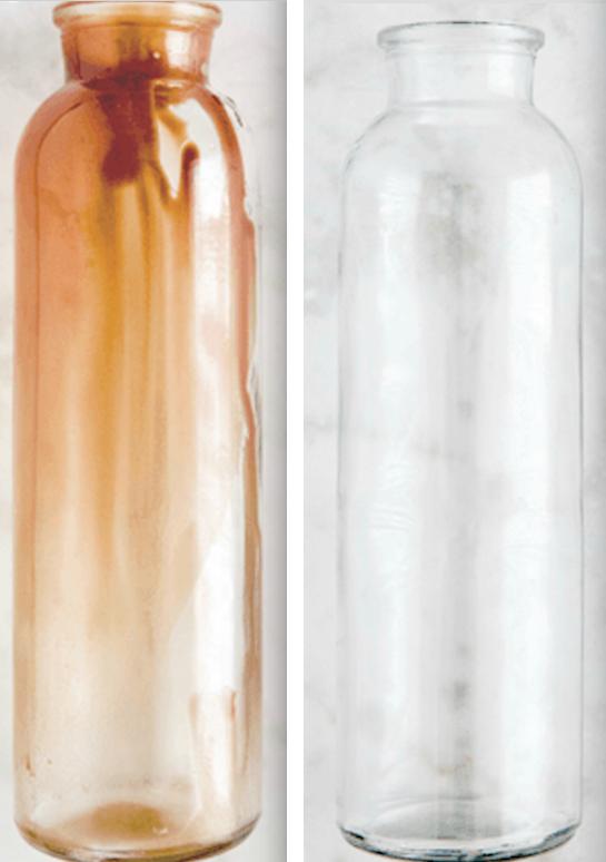 Zastosowanie soli do czyszczenia wazonów