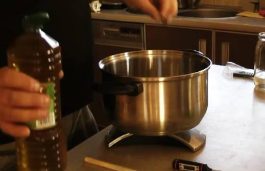 jak zrobić mydło - krok 2