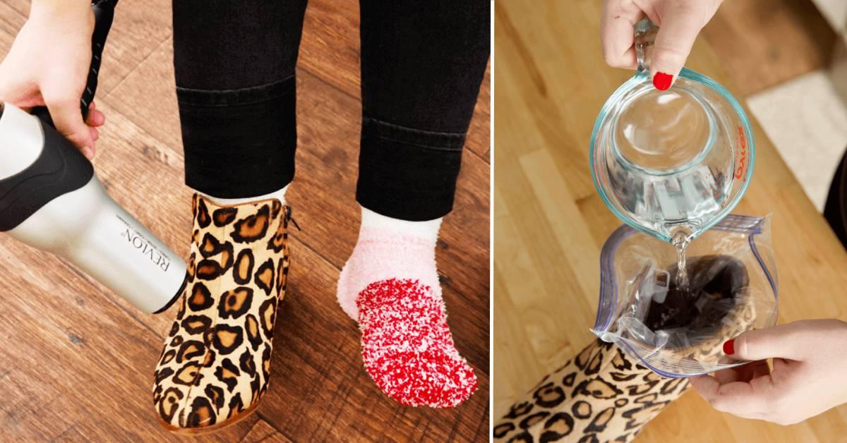 10 domowych sposobów na problematyczne buty. Koniec z