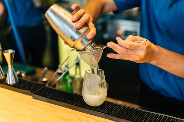 oszustwa barmanów - drinki zrobione z niczego