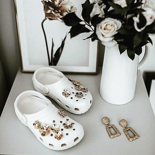 crocsy na ślub