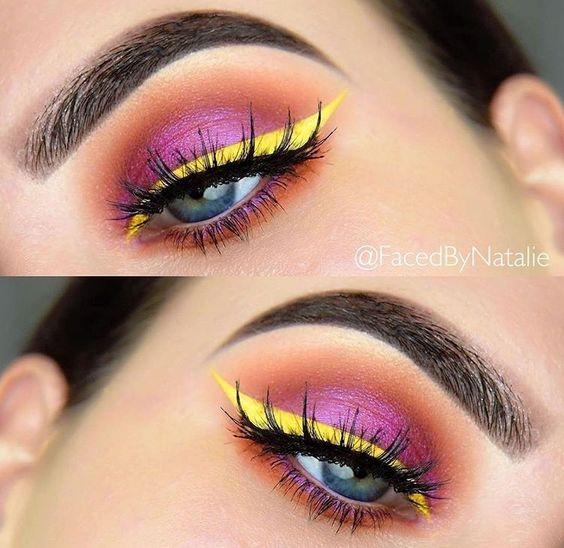 jak poprawnie nałożyć eyeliner