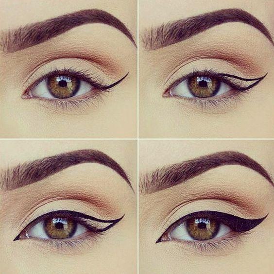 jak nałożyć eyeliner