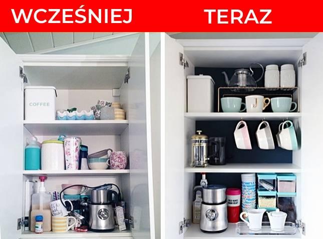 organizacja domu