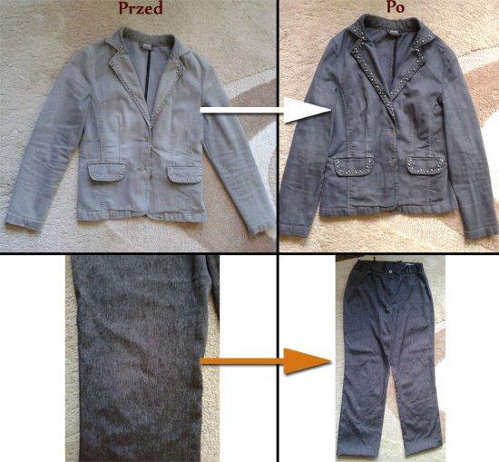 Zastosowanie soli - odświeżanie ubrań