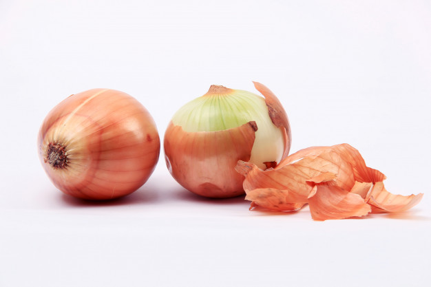 cebula - wywar z cebuli na mszyce