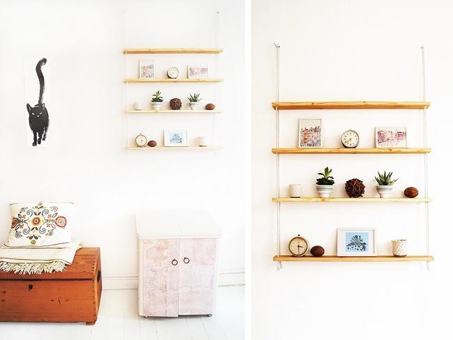 15 kreatywnych rozwiązań dla domu, które możesz wykonać samodzielnie. Są świetną inspiracją!