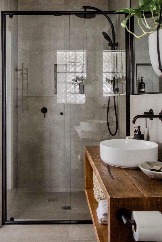 małe łazienki 3