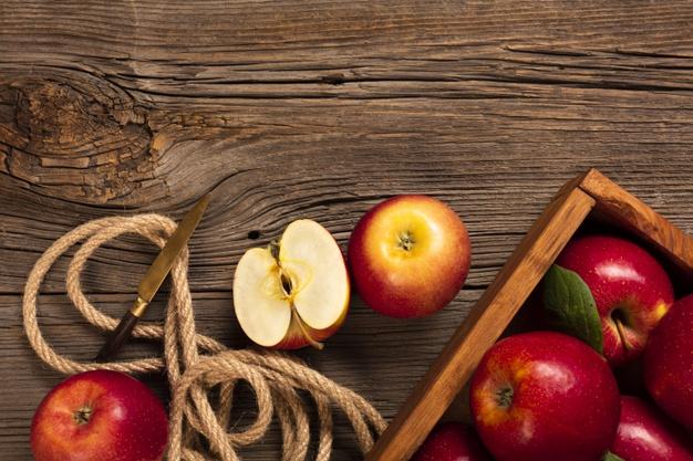 jak prawidłowo jeść jabłka