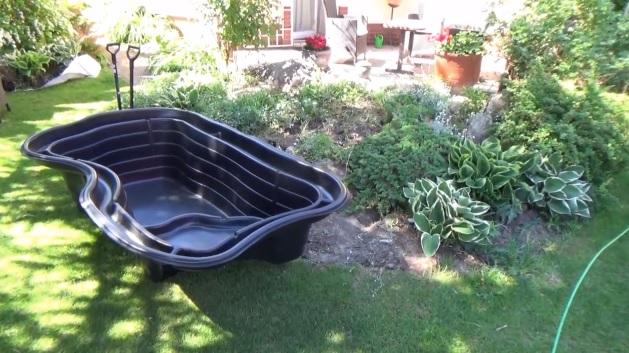 jak zrobić oczko wodne w ogrodzie 6