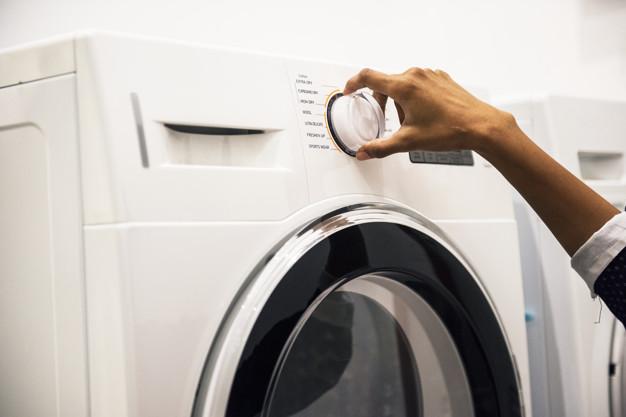 czyszczenie pralki tabletkami od zmywarki 2