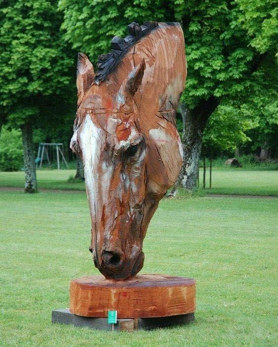 rzeźby z drewna 5
