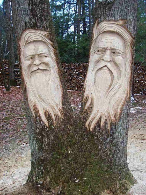 rzeźby z drewna 6