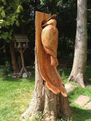 Rzeźby z drewna, które sprawią, że zupełnie inaczej popatrzysz na sztukę