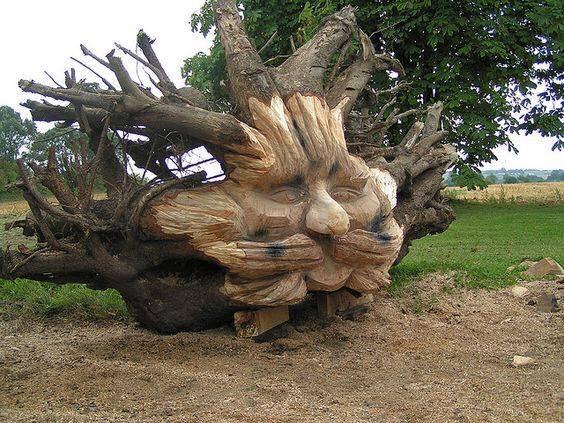 rzeźby z drewna 11