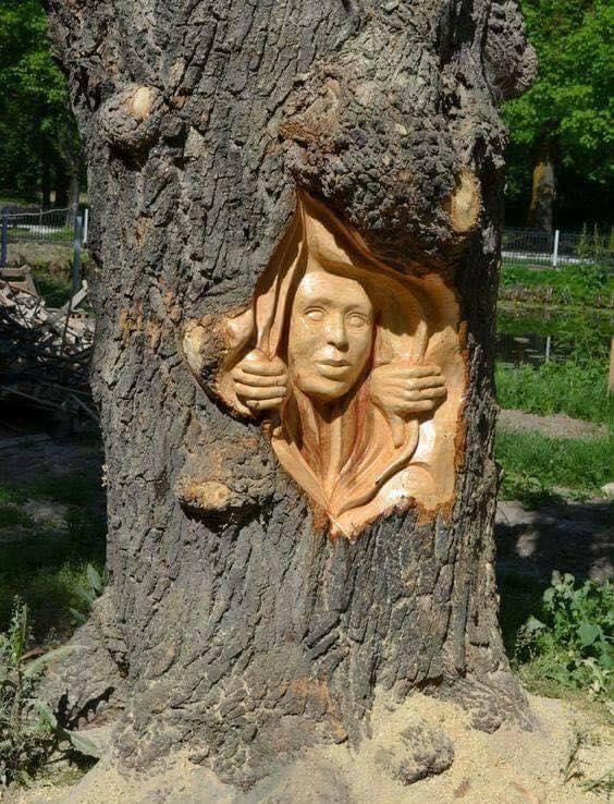 rzeźby z drewna 15