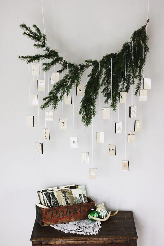 Przyjazne środowisku kalendarze adwentowe. Zrobisz je z rzeczy, które już masz w domu!