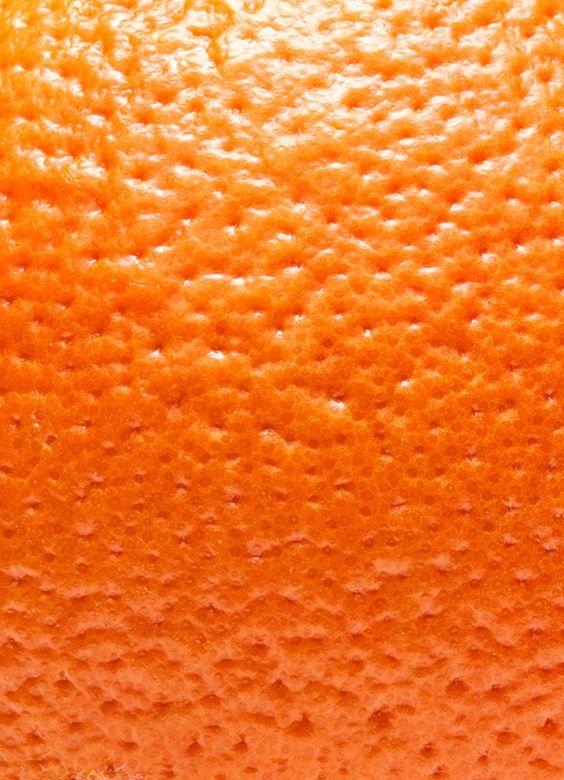 skóra pomarańczy