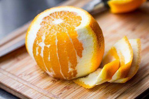 obrane pomarańcze