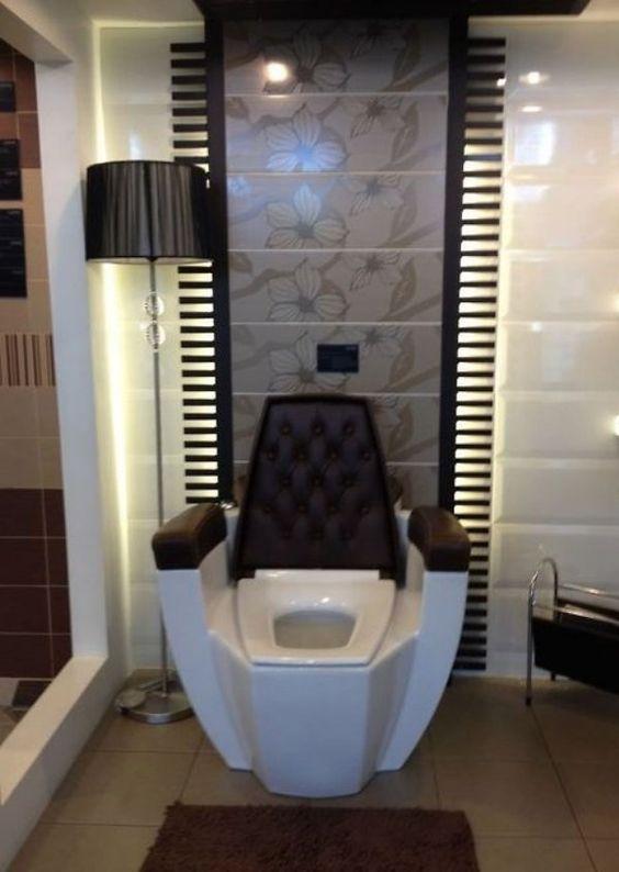 toaleta fotel