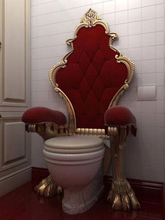 toaleta tron