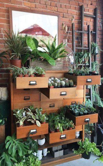 stojak dla roślin